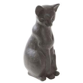 Decoratie Kat (Zwart)