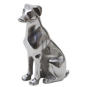 Beeld Aluminium Fox Terriër