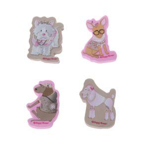 Gum in vier designs