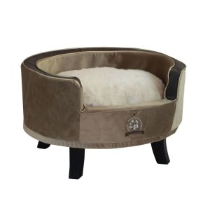 Sofa Cute Pets Taupe