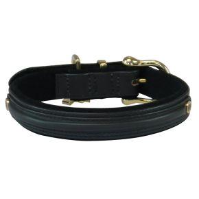 Luxe halsband Zwart
