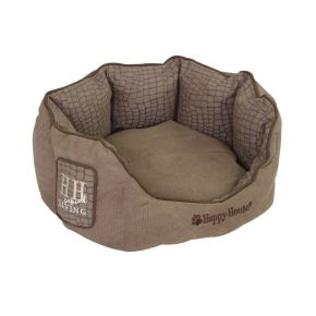 Mand rond Casual Living Bruin
