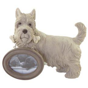 Fotolijst met Terrier