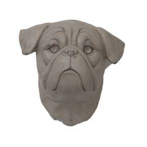Kop Bulldog (wit)