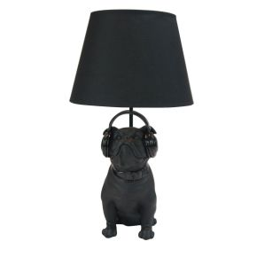 Lamp Bulldog