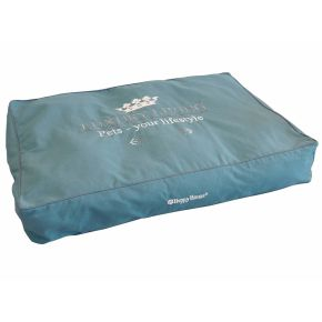 Hoes blokkussen Luxury Living (L) Teal