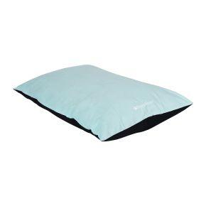 Kussenhoes Rib (M) Ice blue
