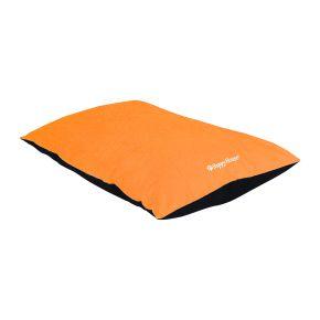 Kussenhoes Rib (L) Oranje