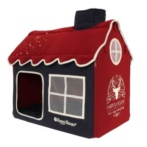 Villa Winter Collectie (S) Rood / Blauw