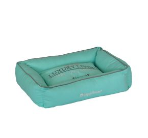Mand Luxury Living (S) Mint groen S - 45 x 55 x 12 cm