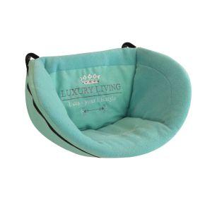 Radiator mandje Luxury Living Mint groen