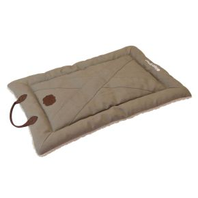 Deken Classical Canvas (XL) Taupe XL - 109 x 69 cm