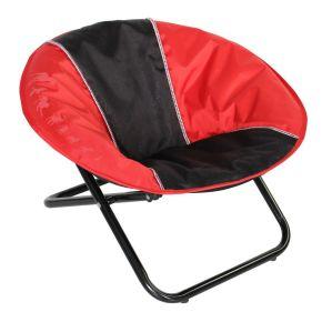 Stoel Dog Lifestyle (S) Rood / Zwart