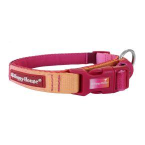 Halsband Rainbow Oranje-Roze