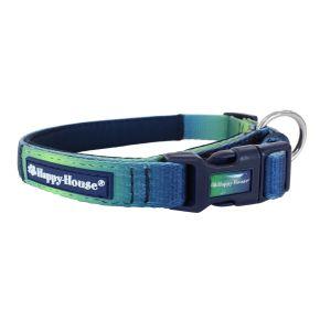 Halsband Rainbow groen-blauw