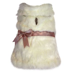 Dogfashion Jasje Furry Coat