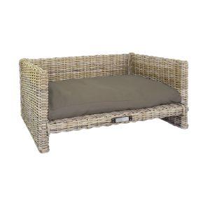 Rieten Sofa Dubbelwandig Rechthoekig